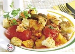 Spicy groenten
