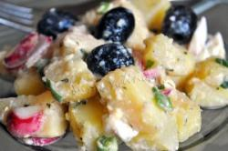 Oosterse salade