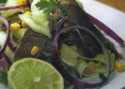 Kalfsvlees Salade