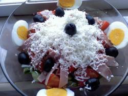 Bulgaarse Salade