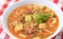 Zuurkoolsoup